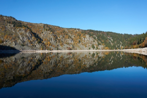 Lac Blanc - Elsass